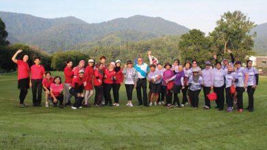 Photo of Perakean Ladies Swooped Golf Tournament with MALGA