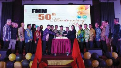 Photo of FMM 50th Anniversary Night