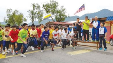 Photo of Annual Cross-country Run