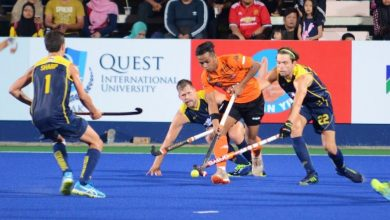 Photo of SECOND WIN FOR THE AUSSIES
