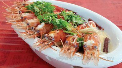 Photo of Prawn Village Zui Xian Lou: SeeFoon Gets Fresh in Tualang