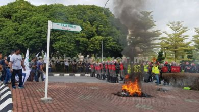 Photo of Police Conduct Riot Drills