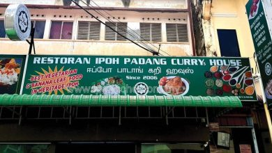 Photo of Ipoh Padang Curry House: SeeFoon finally gets her Thosai wish fulfilled