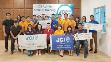 Photo of JCI Kinta Youth Development Programme
