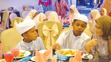 Photo of Tower Regency Breaking Fast with Orphanages