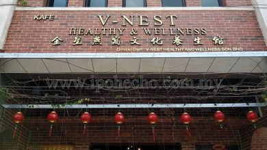 """Photo of V-Nest Healthy and Wellness Cafe: SeeFoon Goes """"Nesting"""" in Old Town"""