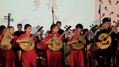 Photo of Seri Keledang's Eighth Chinese Orchestra Concert