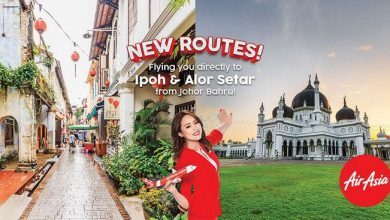 Photo of AirAsia Coming to Ipoh