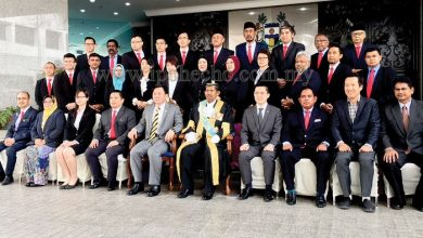 Photo of New Ipoh City Councillors Sworn In