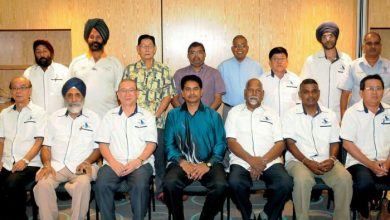 Photo of New Chairman for MCCBCHST Perak