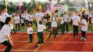 Photo of Colour Run