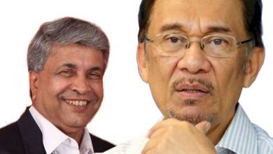 Photo of Anwar's Dubious PD Move