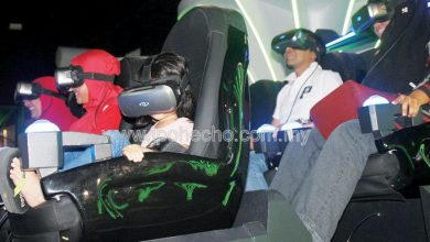 Photo of Virtual Reality Games Park