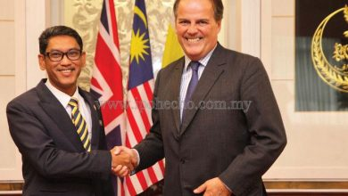 Photo of United Kingdom Aids RM323K to Perak