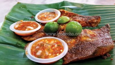 Photo of Hawker Food: Ikan Bakar