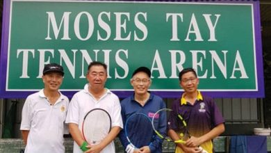 Photo of Friendly Tennis Match