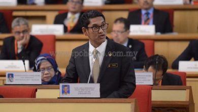 Photo of Thinking Allowed:  After one year, how would you rate the Perak MB?