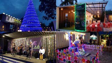 Photo of LABpark for Ho-ho-holidays!