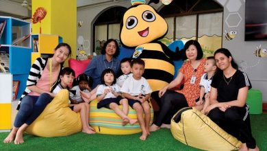 Photo of Buzzing New Kindergarten Takes Flight in Ipoh