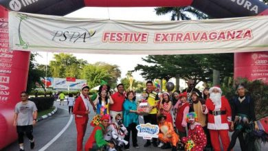 Photo of PSPA Festive Extravaganza @ Ipoh Car Free Day