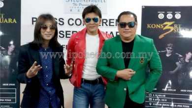 Photo of Top Three Singing Sensations Bound for Ipoh