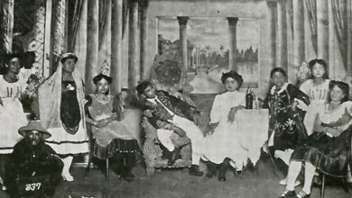 Photo of Nostalgia:  Bangsawan, the Malay Opera