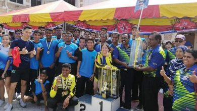 Photo of 104th ACS Ipoh Sports Day