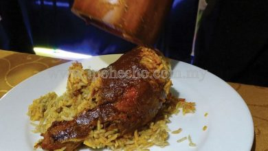 Photo of A Delectable Biryani Treat