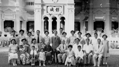 Photo of Nostalgia:  LAU EK CHING – Entrepreneur and Philanthropist