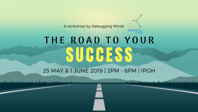Photo of The Road to Your Success Series (25 May & 1 Jun 2019)