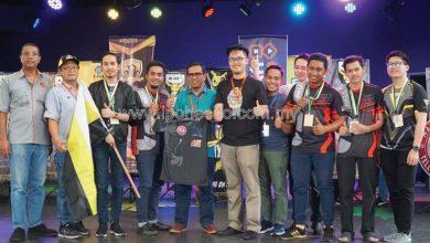 Photo of Sport:  Perak E-Sports Representatives