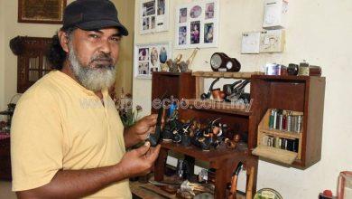 Photo of Personality:  Handmade Smoking Pipe