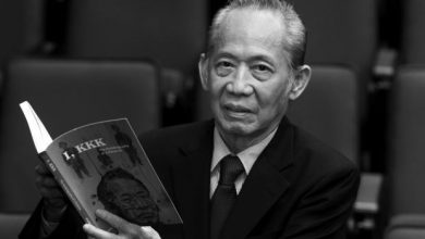 Photo of Eulogy: The Late Emeritus Professor Tan Sri Dr Khoo Kay Kim