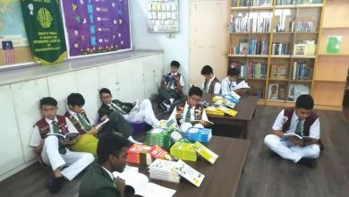 Photo of Book Aid for Reading Corner