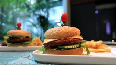 Photo of This Burger In Ipoh Tastes So Good You Don't Know It's Vegan!