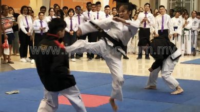 Photo of Perak Taekwon-do Championship 2019