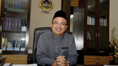Photo of Zulqarnain Mohamad – Council President