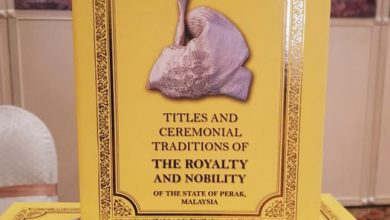 Photo of Titles and Ceremonial Traditions of Perak