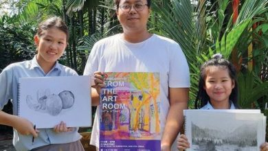 Photo of Maiden exhibition of Ipoh Fine Art Class (14 & 15 Sep 2019)