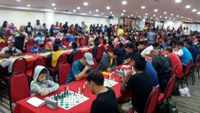 Photo of Tan Sri Lee Loy Seng Chess Championship