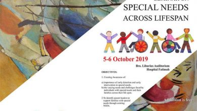 Photo of Seminar On Special Needs Across Lifespan (5 & 6 Oct 2019)