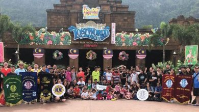 Photo of Lions and Leos at Lost World of Tambun