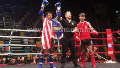 Photo of Muay Thai