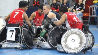 Photo of Wheelchair Rugby