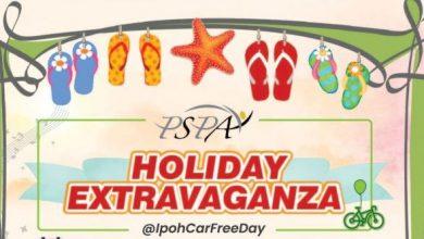 Photo of PSPA Holiday Extravaganza @ Ipoh Car Free Day (24 Nov 2019)