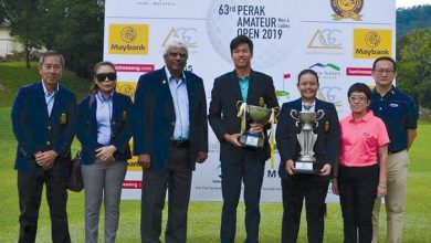 Photo of Youngest Amateur Player Clinches Title