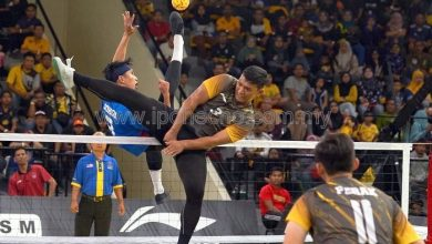 Photo of Perak Bison Emerged Champion