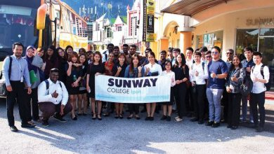 Photo of Conducive Learning Environment at Sunway College Ipoh