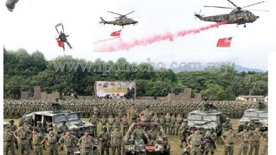 Photo of Army Day 2019