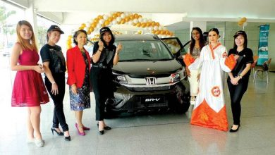 Photo of Ban Hoe Seng Welcomes Honda BR-V